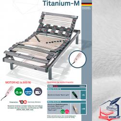 Cama Titanium M10