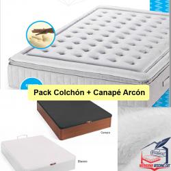 Pack Canape Arcón y Colchón