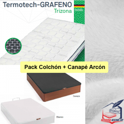 Pack Canape y Termotech