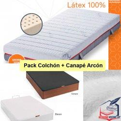 Pack Canape y Colchón...