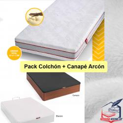Pack Canape y Visco-plus