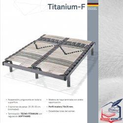 Somier Fijo Titanium