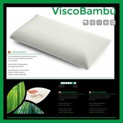 Almohada Visco Bambu